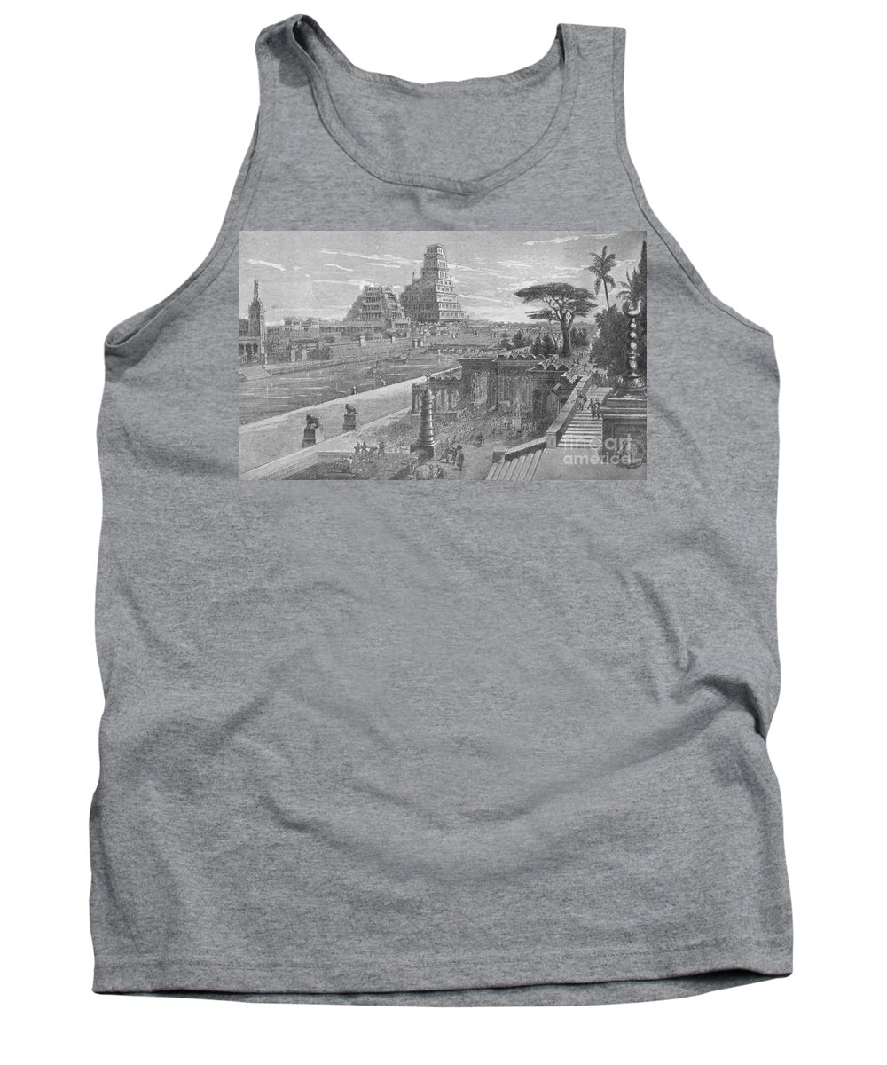 Babylon Tank Top featuring the photograph Babylon by Science Source