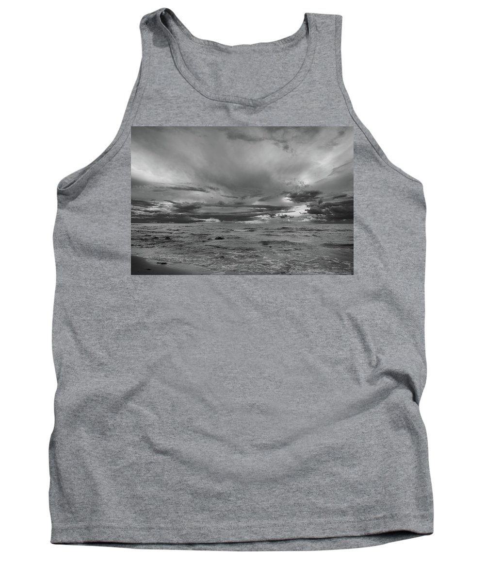 Landscapes Tank Top featuring the photograph Baltic Sea by Olivier De Rycke