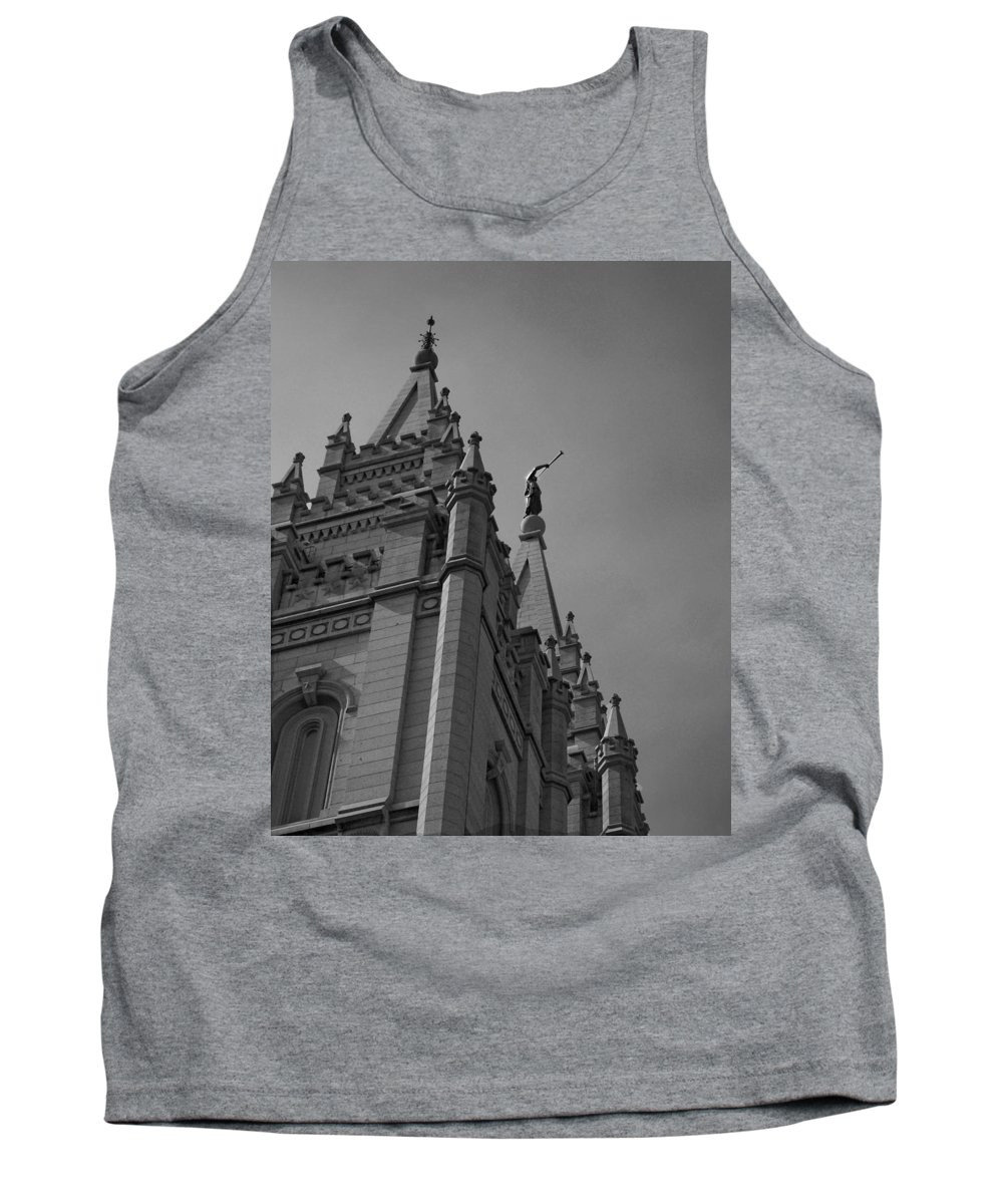 The Church Of Jesus Christ Of Latter-day Saints Tank Top featuring the photograph Behold I Speak Unto You by Joshua House