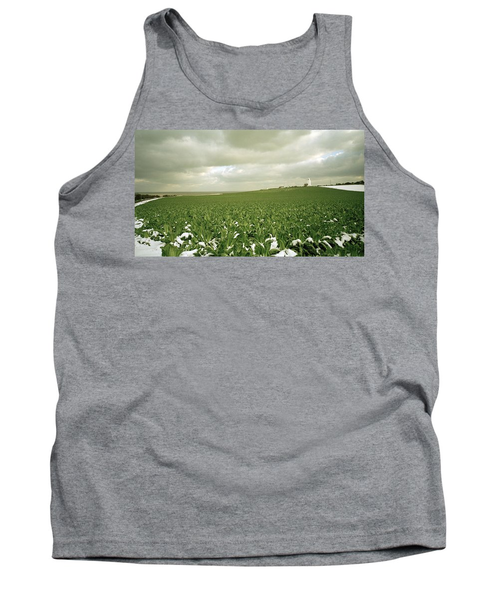 Landscape Tank Top featuring the photograph Kent In England by Shaun Higson