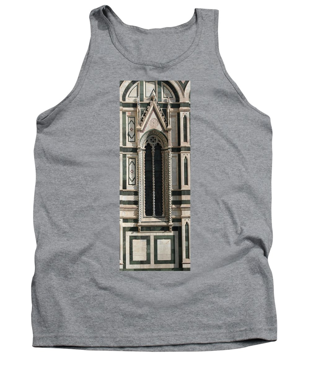 Italy Tank Top featuring the photograph City 0034 by Carol Ann Thomas