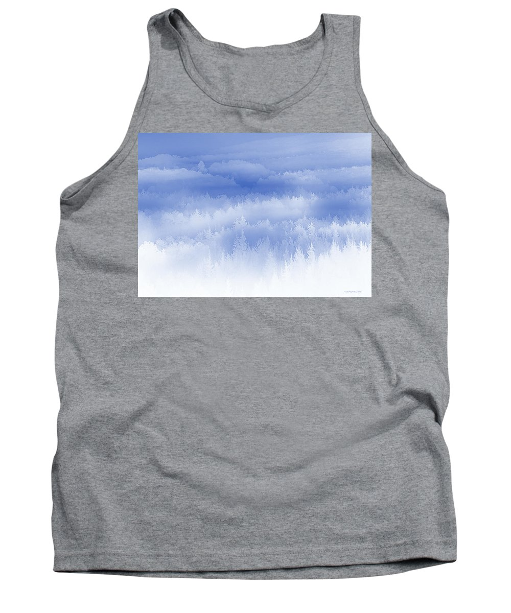 Landscape Tank Top featuring the photograph Far Horizons by Ron Jones