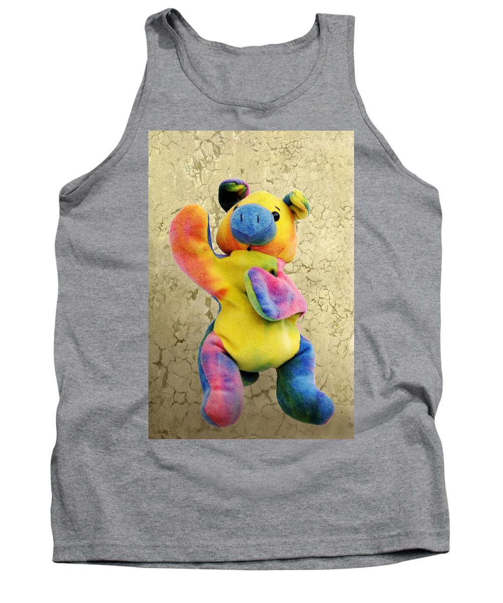 Bear Tank Top featuring the photograph If Elected by Francesa Miller