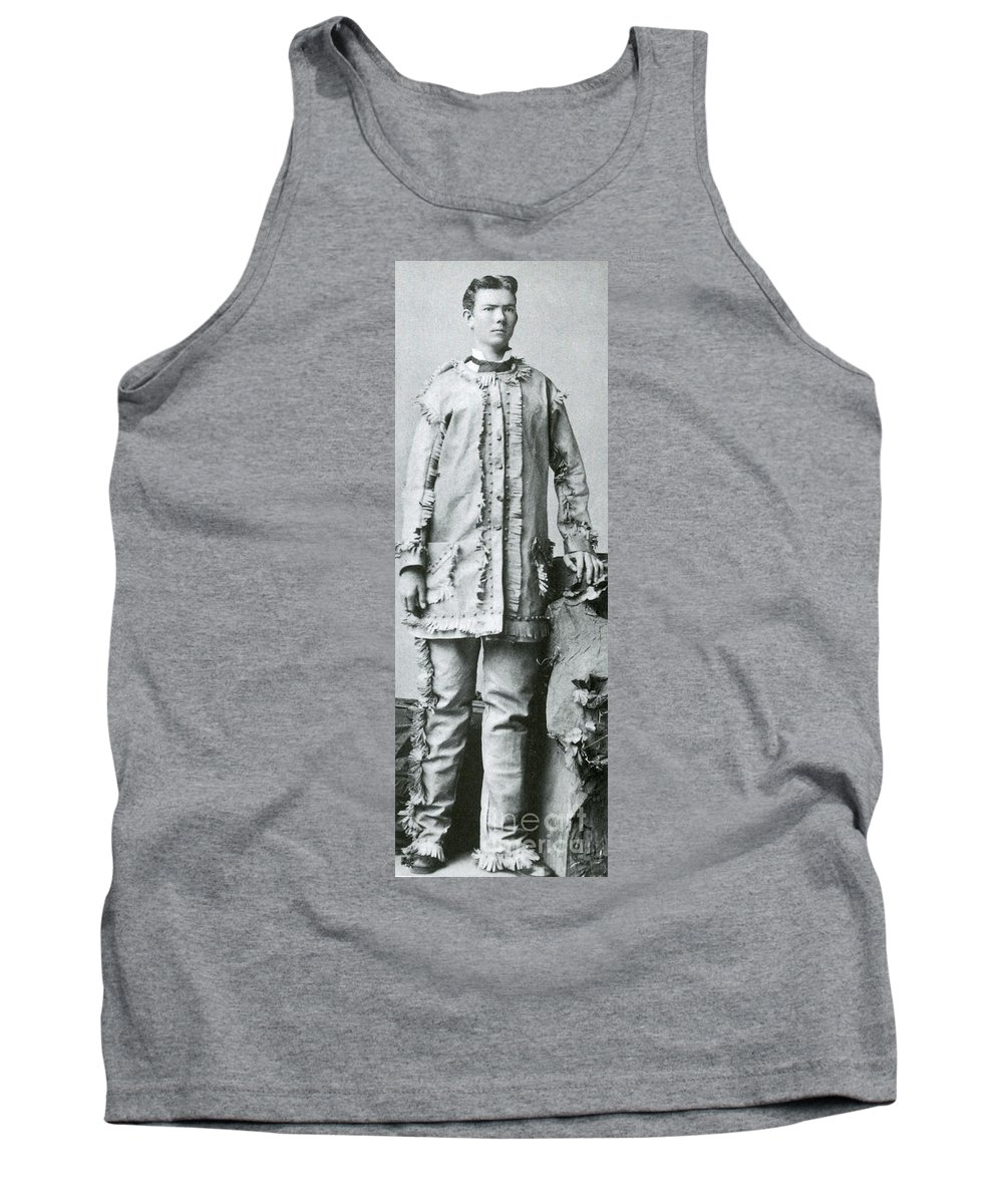 Man Tank Top featuring the photograph Jack Shields by Science Source