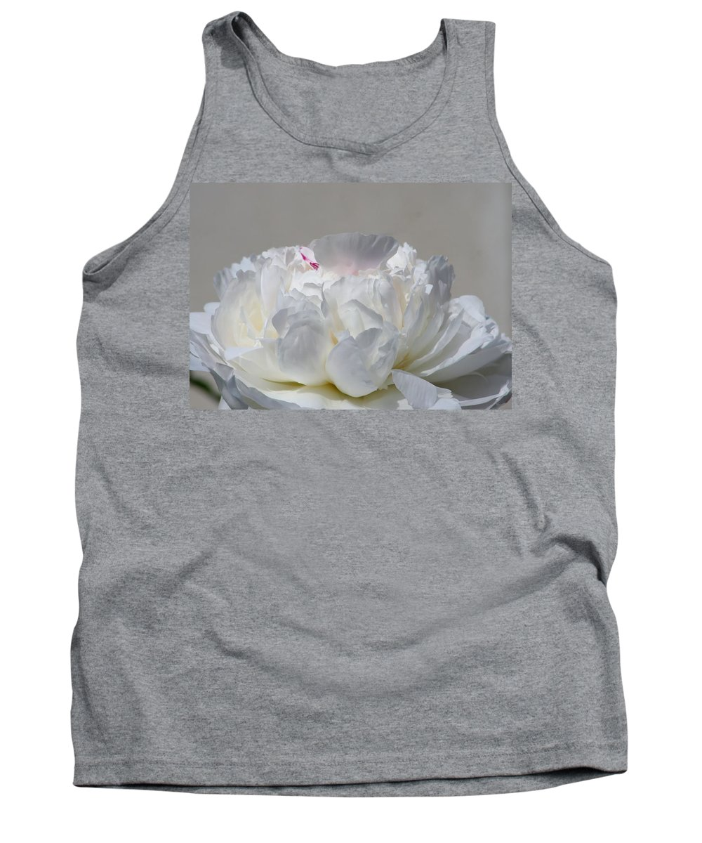 Tank Top featuring the photograph Just One Kiss by Barbara S Nickerson