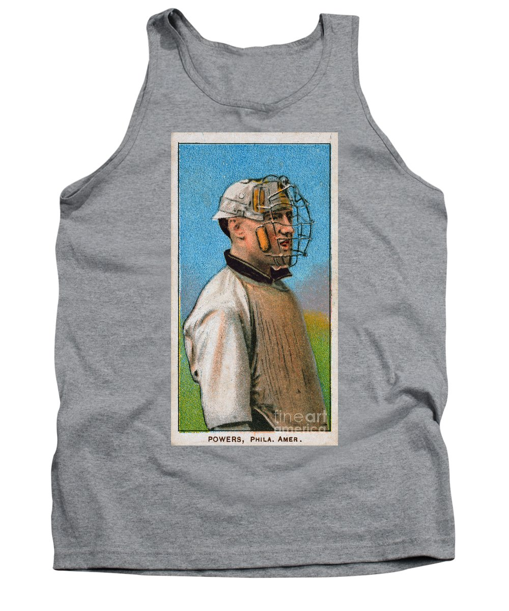 1909 Tank Top featuring the photograph Maurice Riley Powers by Granger