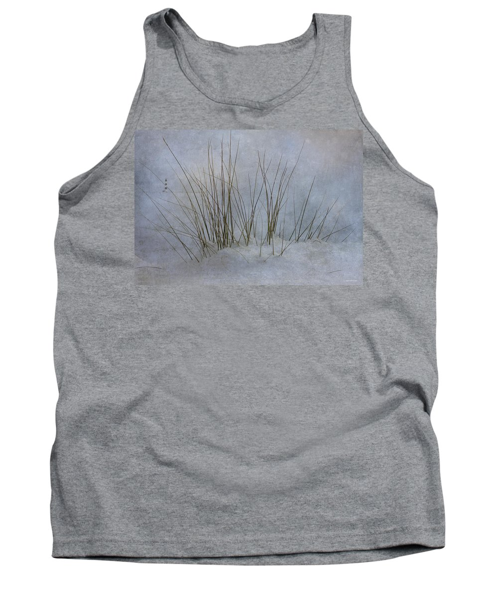Landscape Tank Top featuring the photograph North Shore by Ron Jones