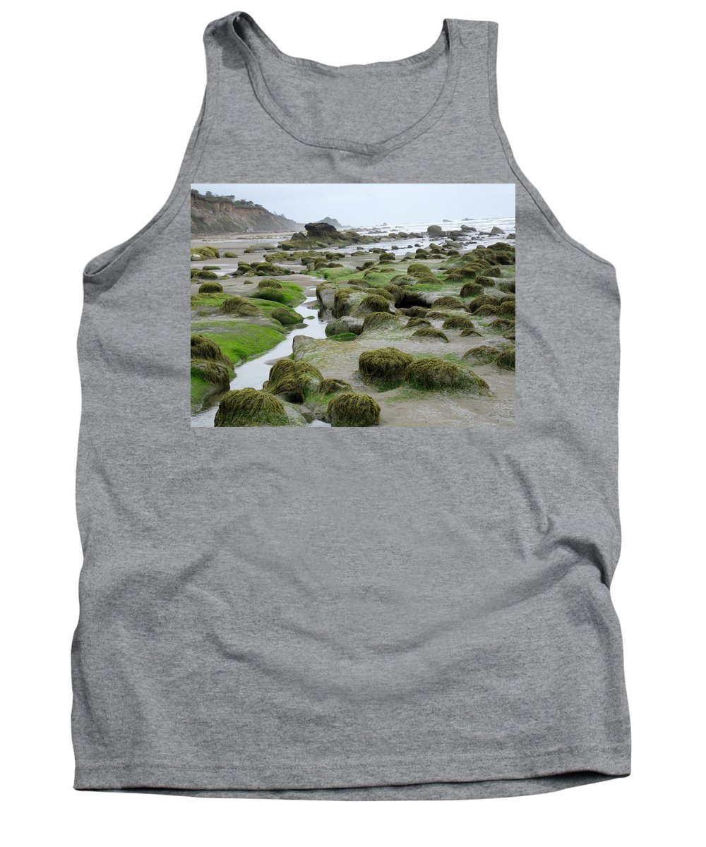 Ona Tank Top featuring the photograph Ona Beach 2 by Linda Hutchins