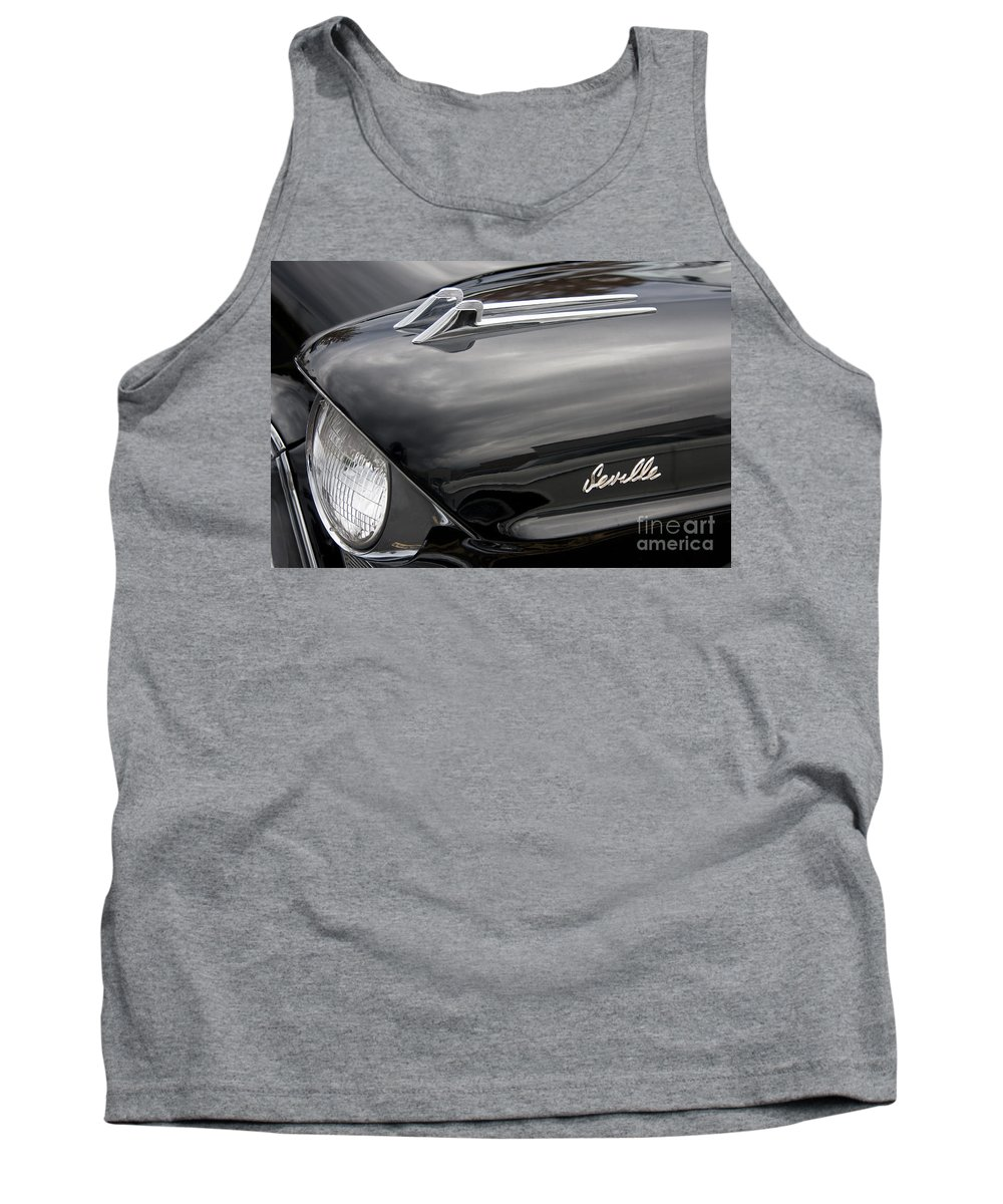 Classic Tank Top featuring the photograph Seville by Dennis Hedberg