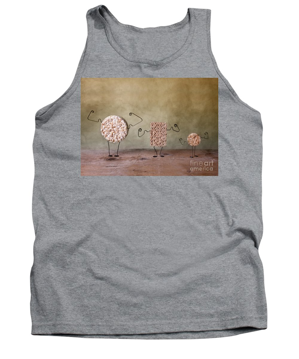 Body Tank Top featuring the photograph Simple Things 02 by Nailia Schwarz
