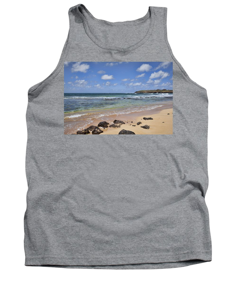 Kauai Tank Top featuring the photograph Vacation Destination by Kelley King