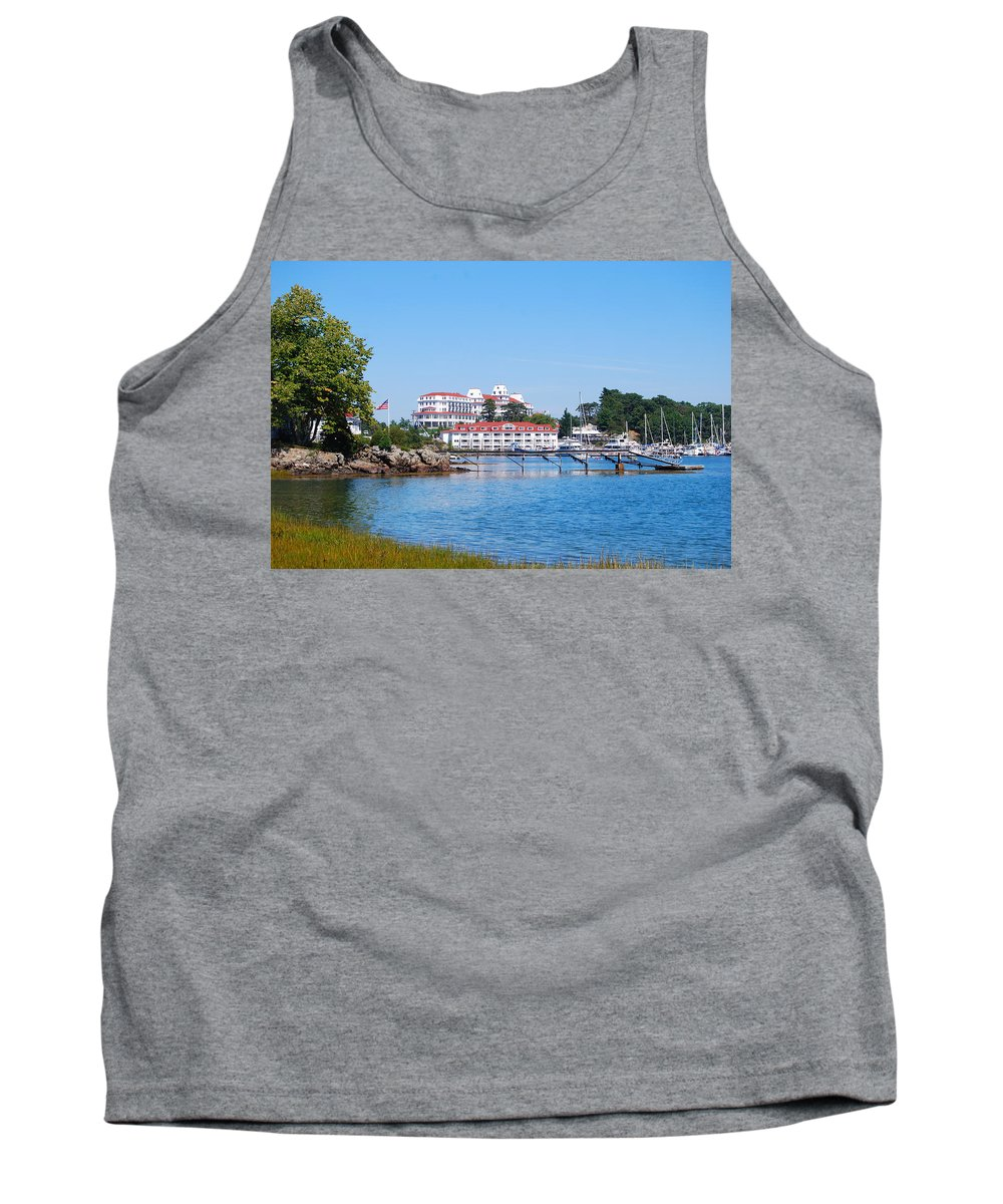 Wentworth Tank Top featuring the photograph Wentworth By The Sea Wbsp by Jim Brage