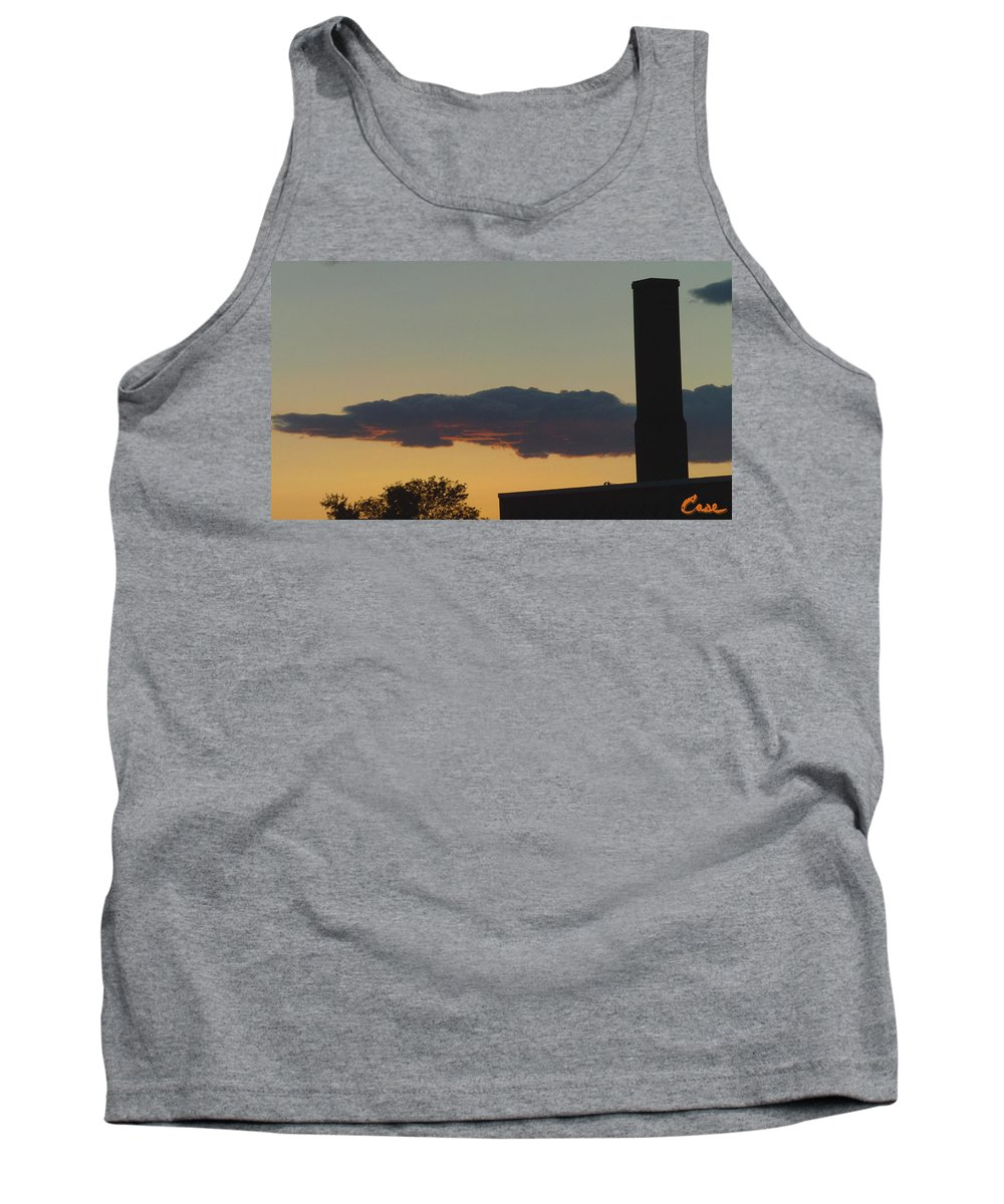 Whittier Evenings Soiree Tank Top featuring the photograph Whittier Evenings Soiree 5 28 12 D by Feile Case