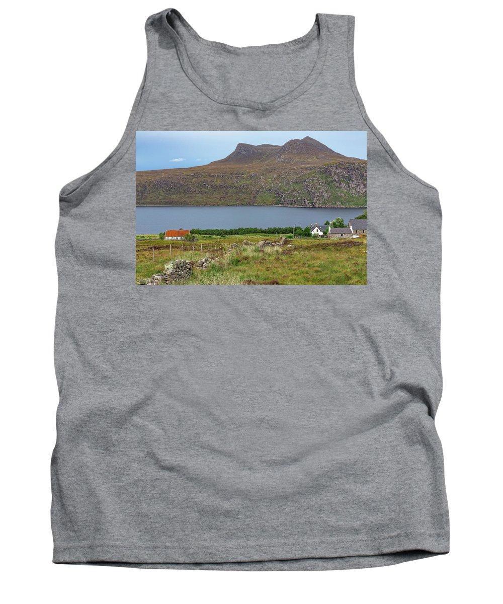 Loch Broom Photographs Tank Tops
