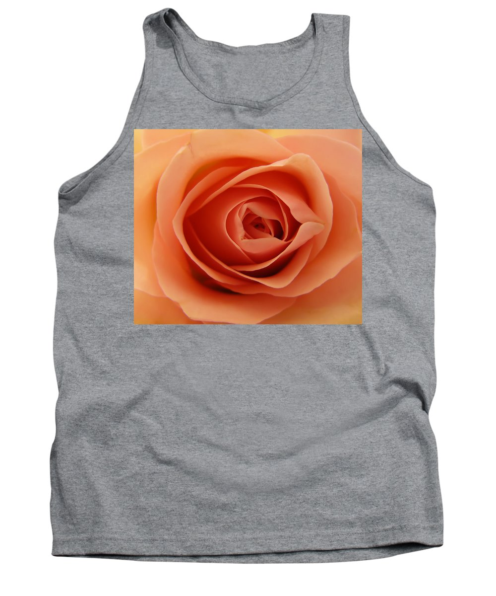 Rose Tank Top featuring the photograph Rose by Daniel Csoka