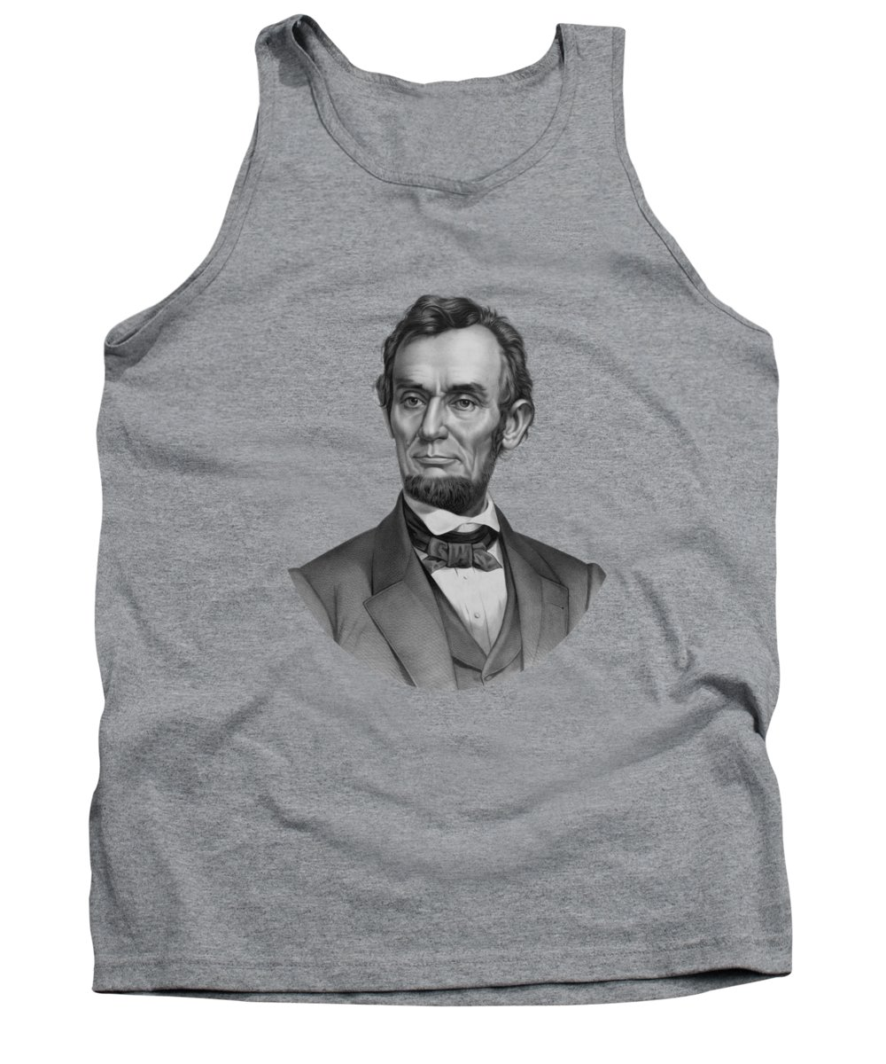 Abe Lincoln Tank Tops
