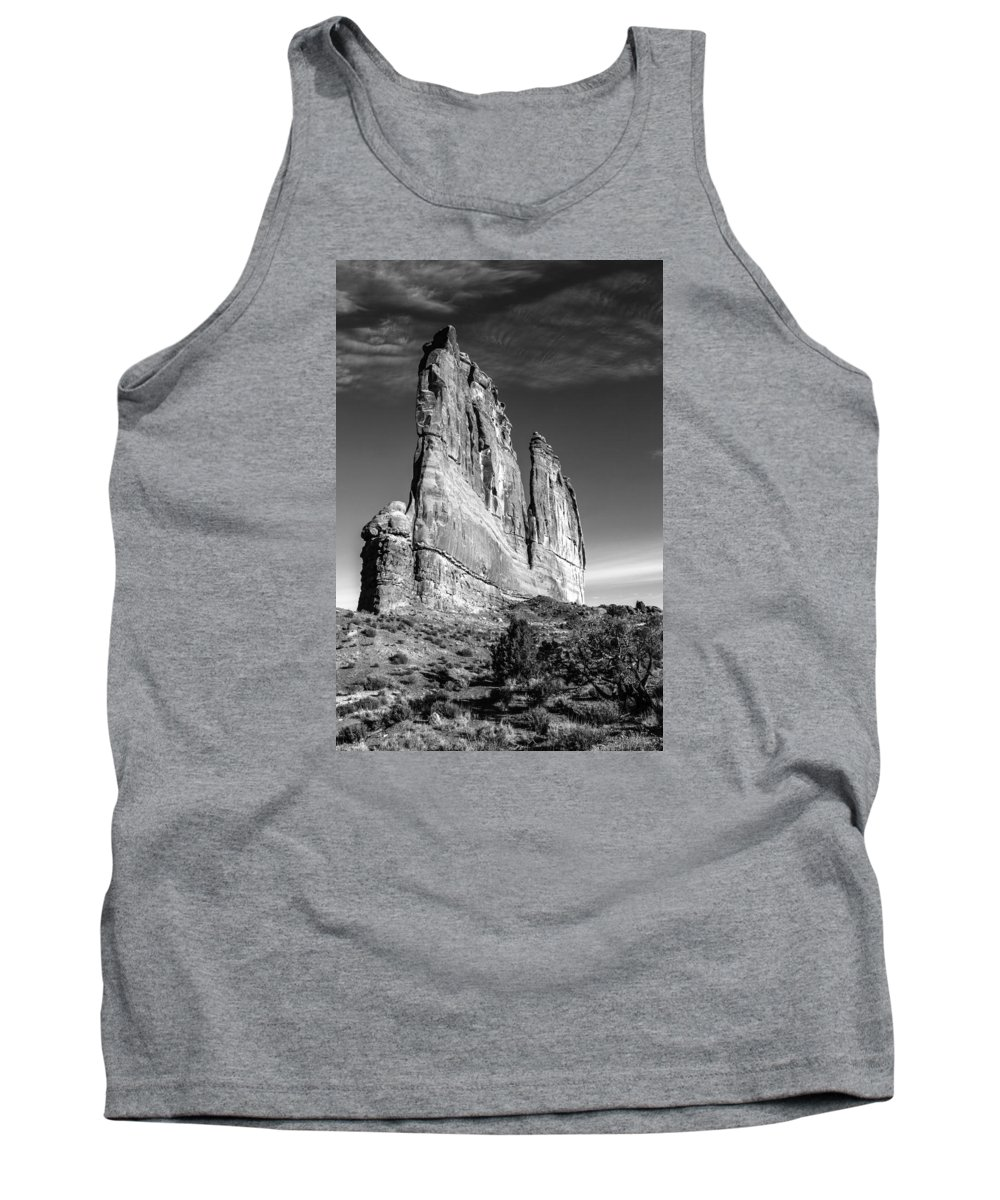 James Marvin Phelps Photography Tank Top featuring the photograph The Organ by James Marvin Phelps
