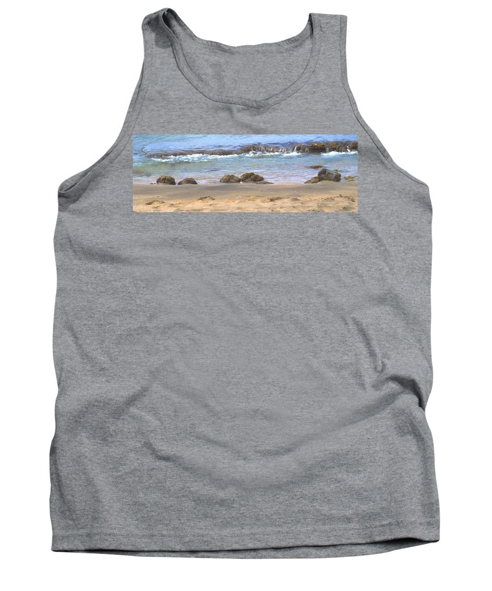 Ocean Tank Top featuring the photograph Tidal Pool by Ian MacDonald