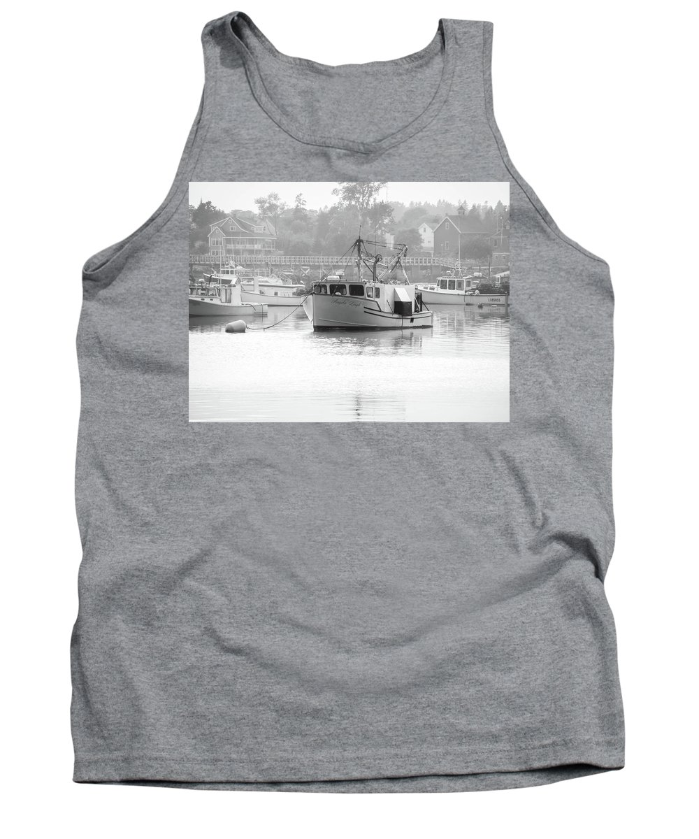 Olympus Tank Top featuring the photograph Down East Maine by Trace Kittrell
