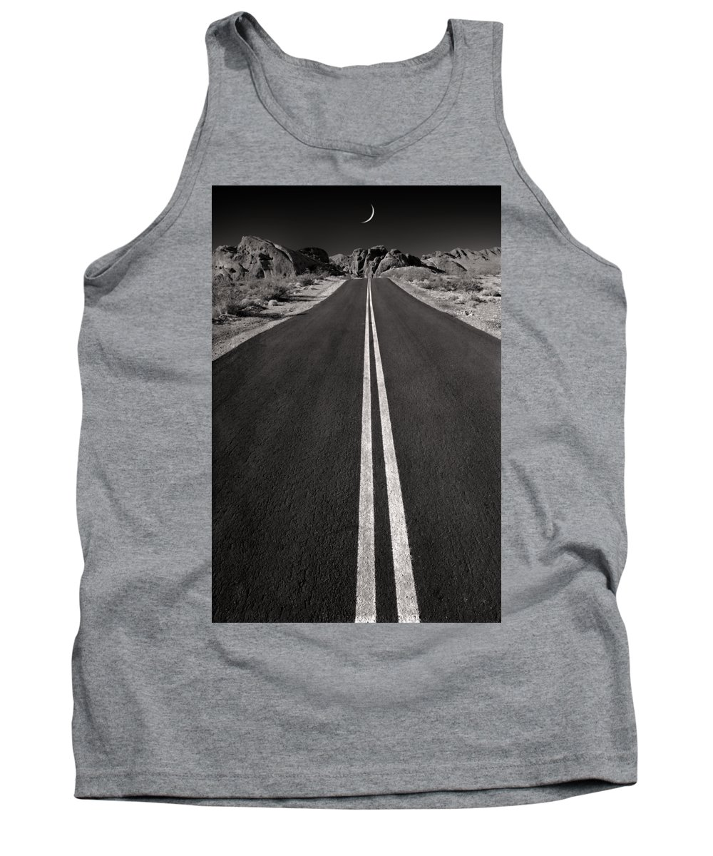 Designs Similar to A Road With A Moon