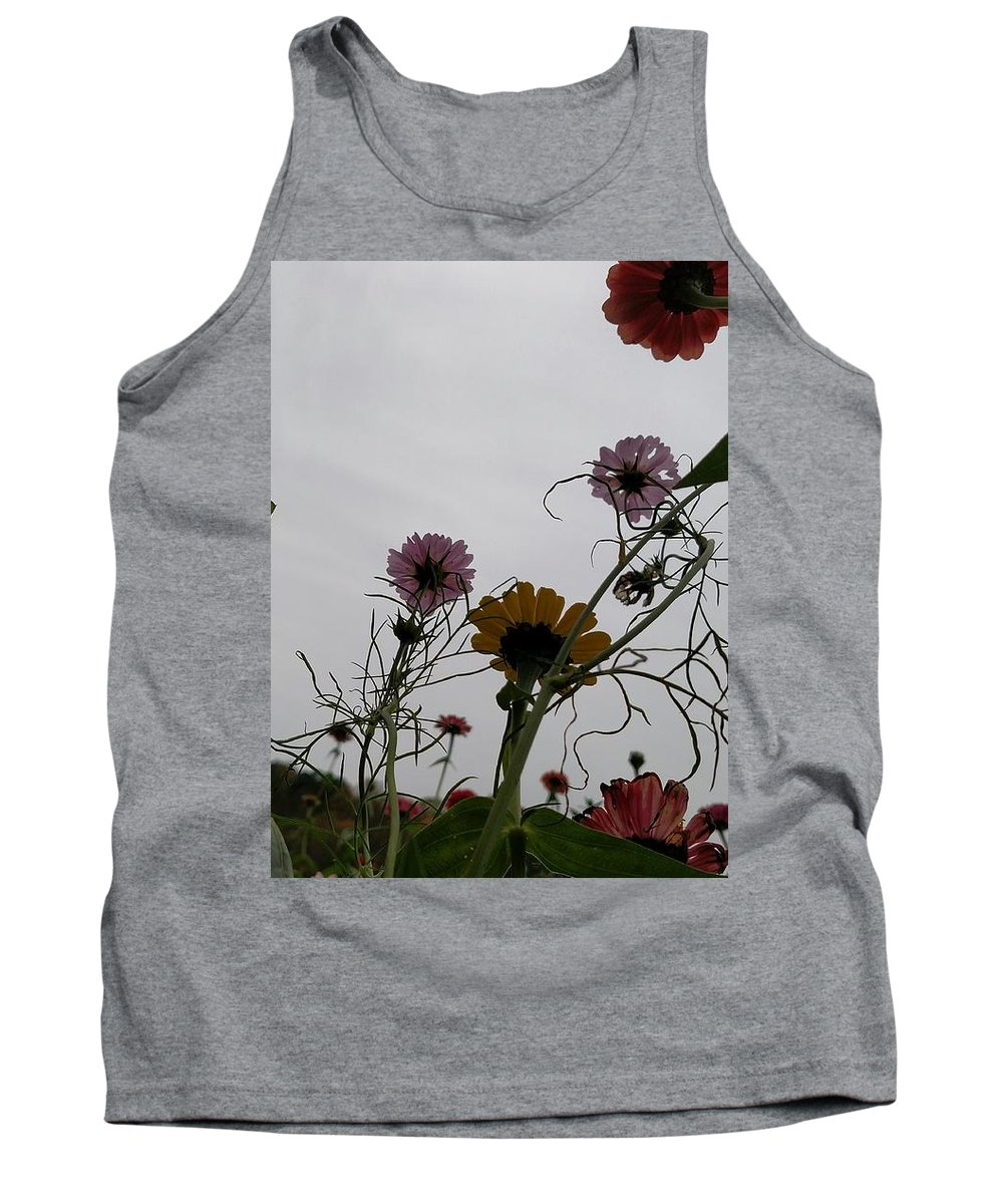 Cosmos Tank Top featuring the photograph Against The Sky by Amanda Myers