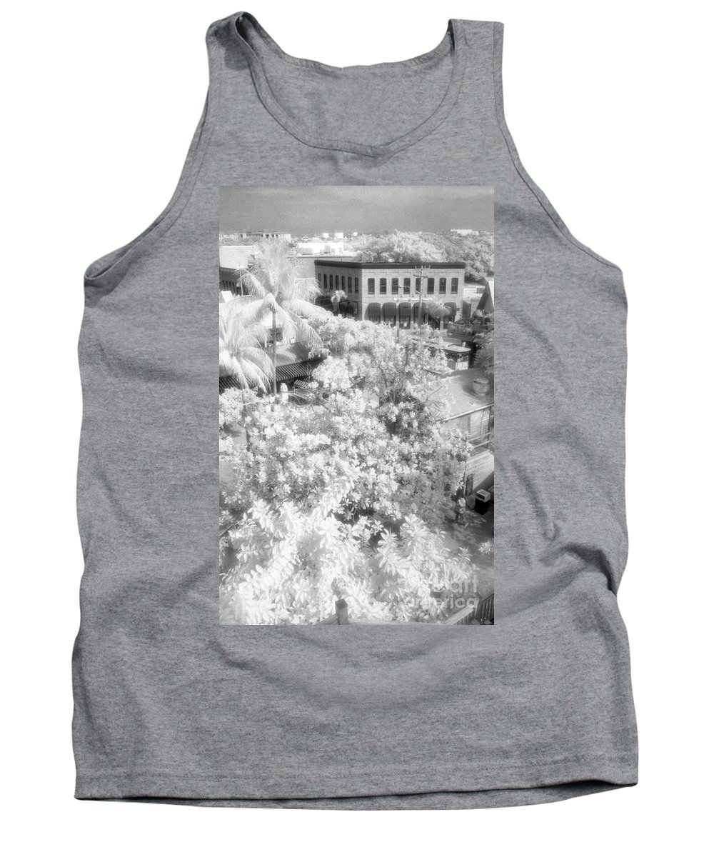 Key West Tank Top featuring the photograph Another View by Richard Rizzo