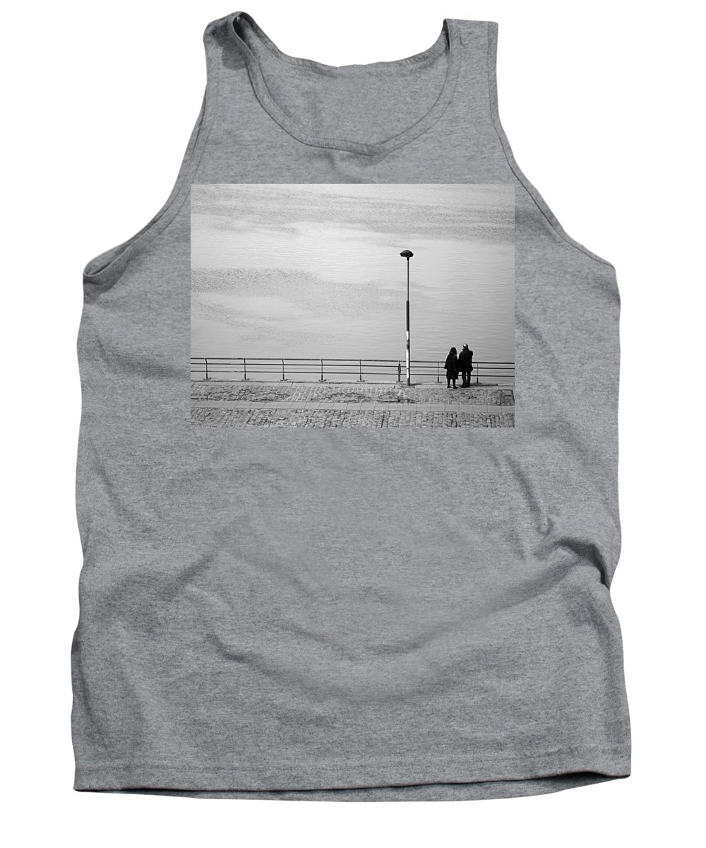 Buenos Aires Tank Top featuring the photograph Anytime by Osvaldo Hamer