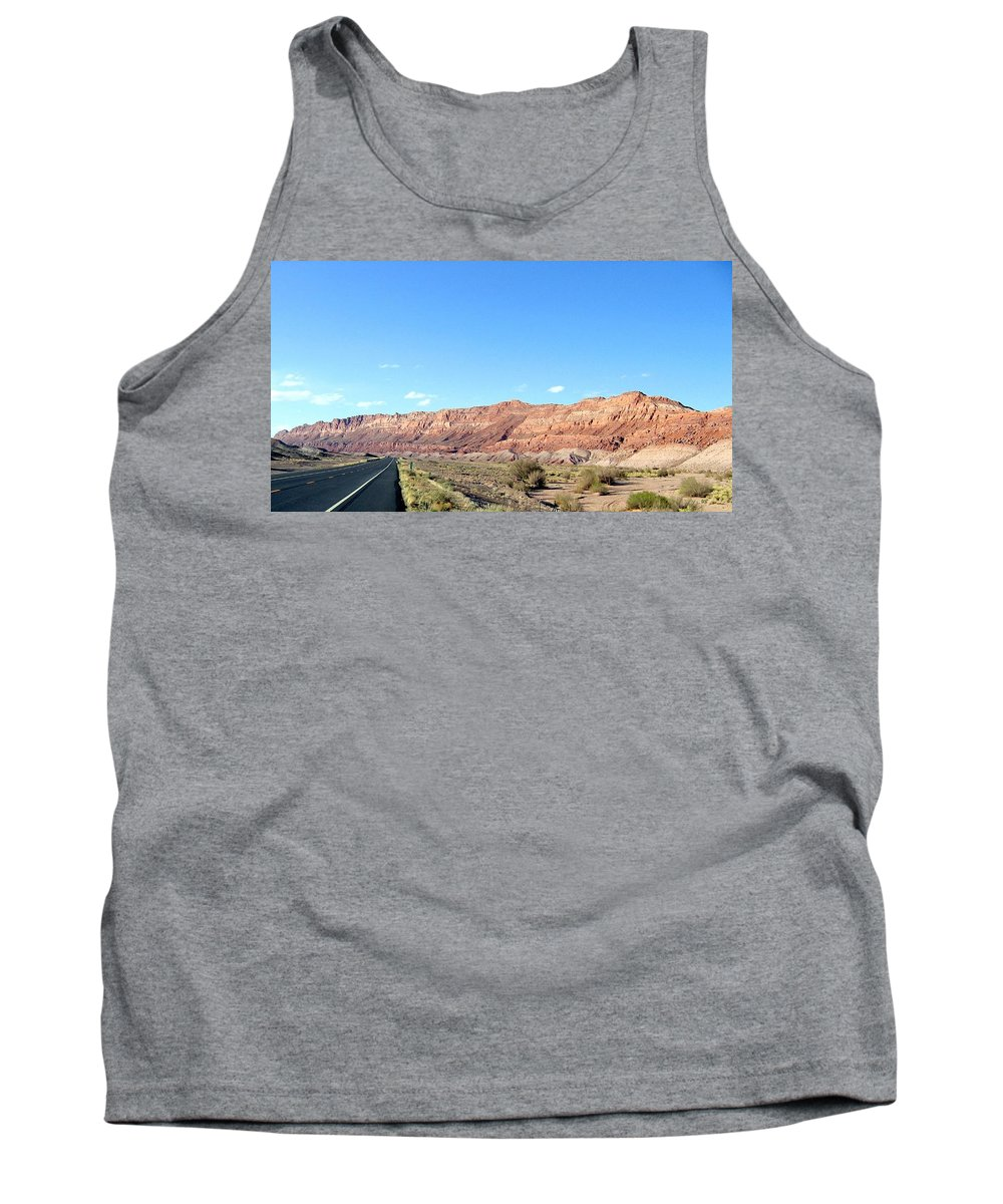 Arizona Tank Top featuring the photograph Arizona 17 by Will Borden