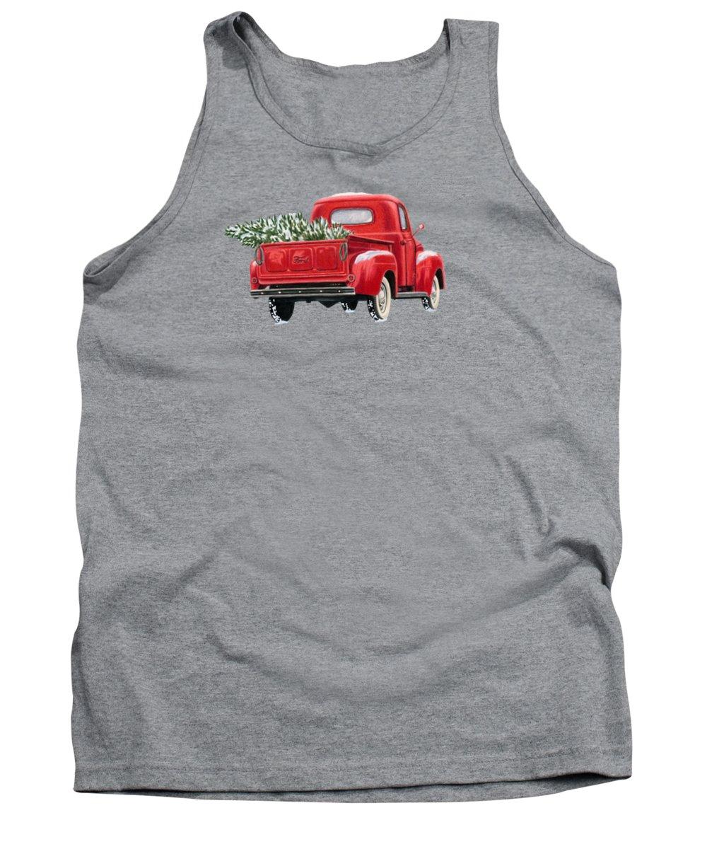 Truck Tank Tops