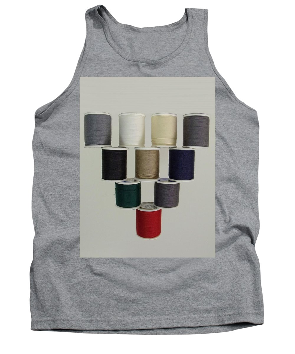 Still Life Tank Top featuring the photograph Balancing Act by Ed Smith