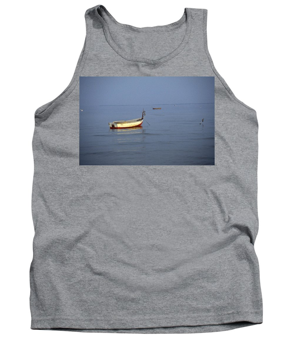 Baltic Sea Tank Top featuring the photograph Baltic Sea by Flavia Westerwelle