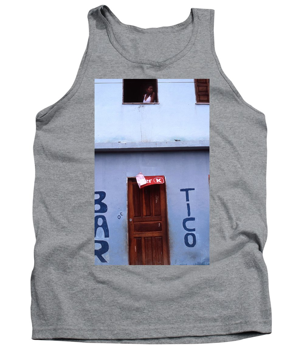 Lencois Tank Top featuring the photograph Bar Tico by Patrick Klauss
