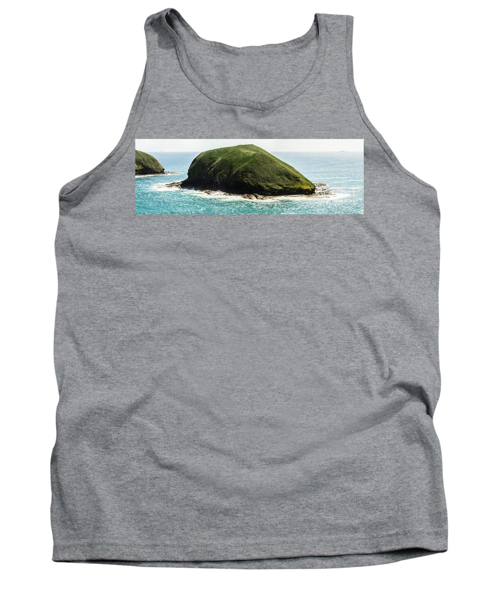 Beach Tank Top featuring the photograph Bass Strait Island Wilderness by Jorgo Photography - Wall Art Gallery