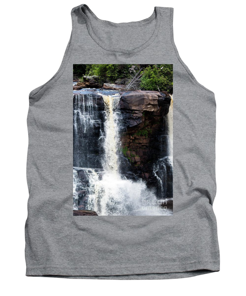 Blackwater Tank Top featuring the photograph Blackwater Falls #5 by Kevin Gladwell