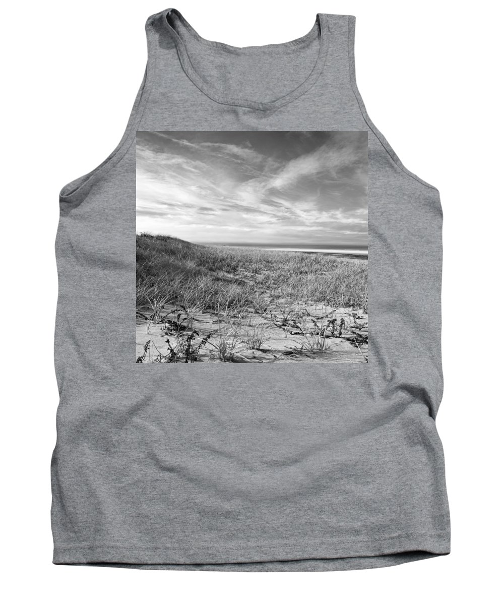 Sand Tank Top featuring the photograph Bw10 by Charles Harden