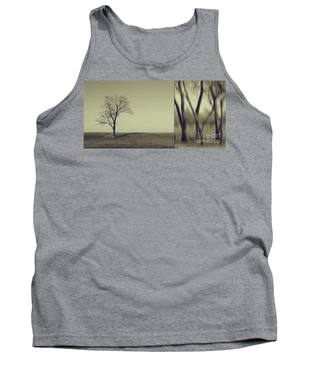 Chicago Tank Top featuring the photograph Can You Hear My Silent Words Whispering Along The Wind by Dana DiPasquale