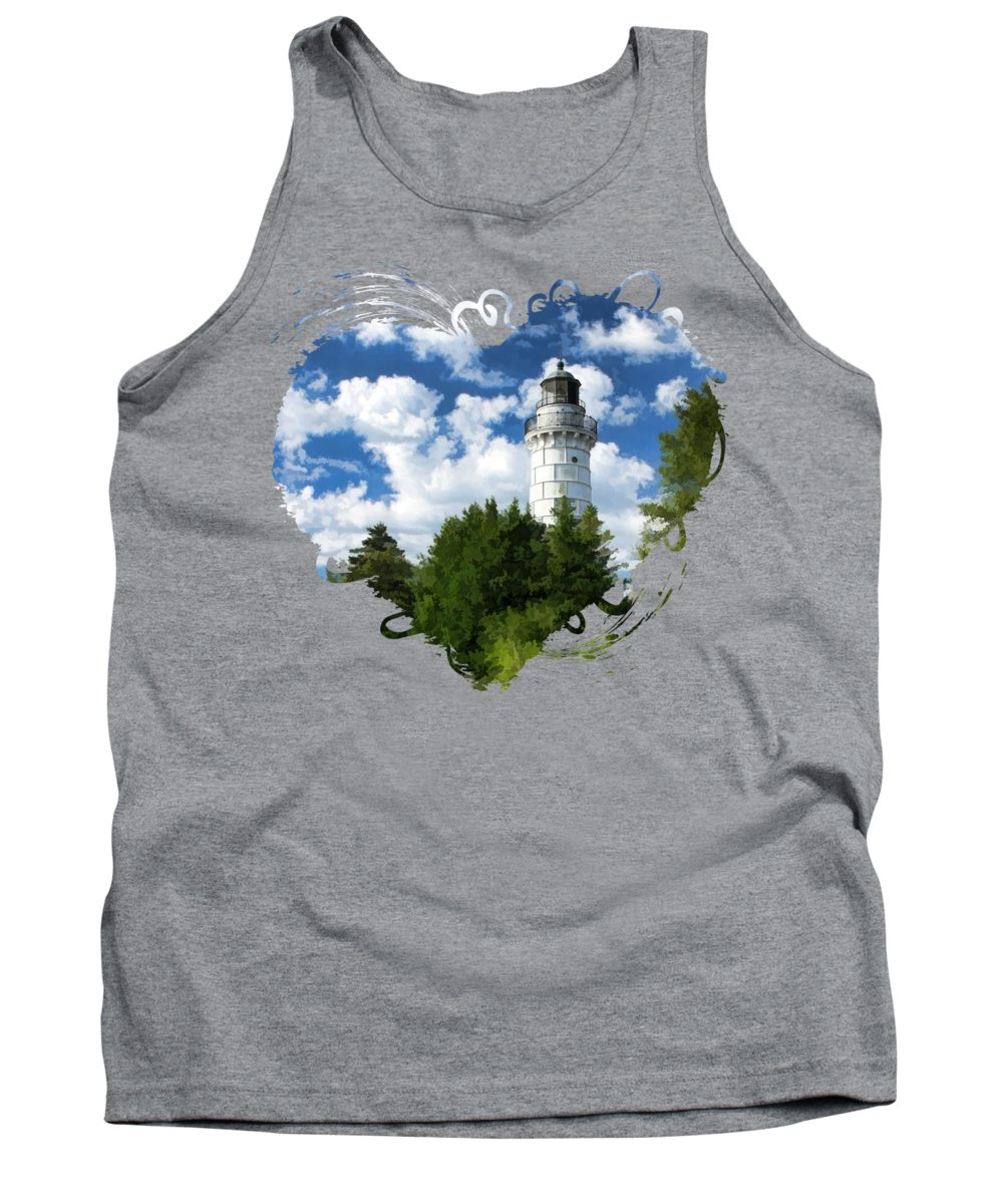 Lake Michigan Tank Tops