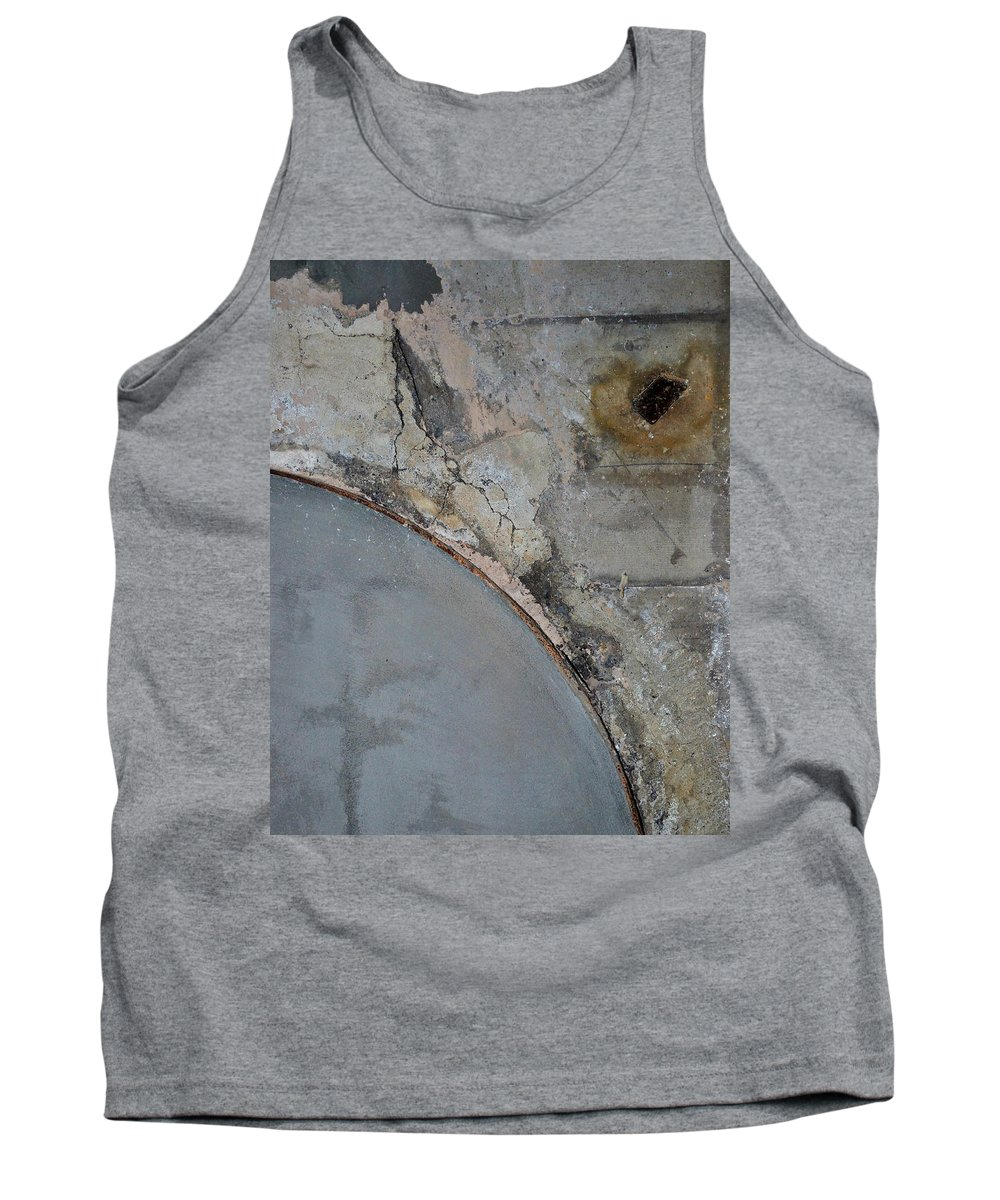 Architecture Tank Top featuring the photograph Carlton 5 by Tim Nyberg