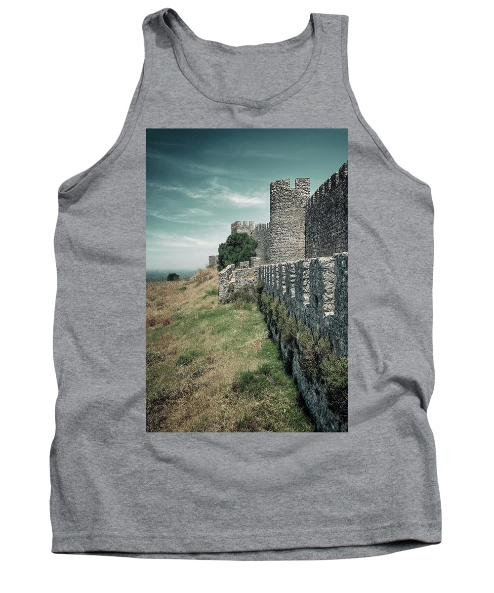 Fortification Tank Tops