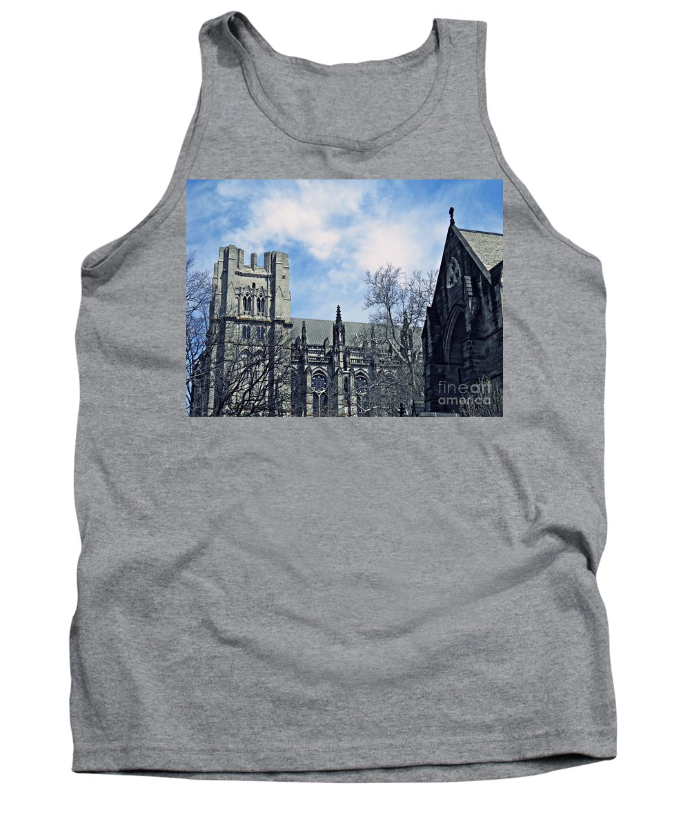 Cathedral Tank Top featuring the photograph Cathedral 2 by Sarah Loft