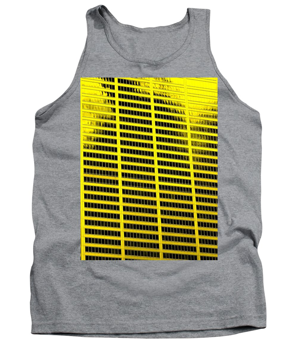 Office Tank Top featuring the photograph Commerce by Ian MacDonald