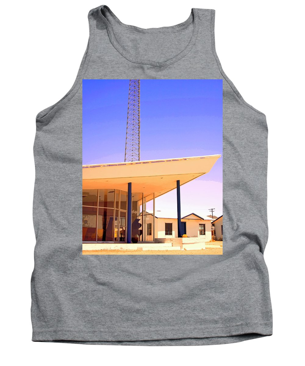 Culture Shock Tank Top featuring the photograph Culture Shock by William Dey