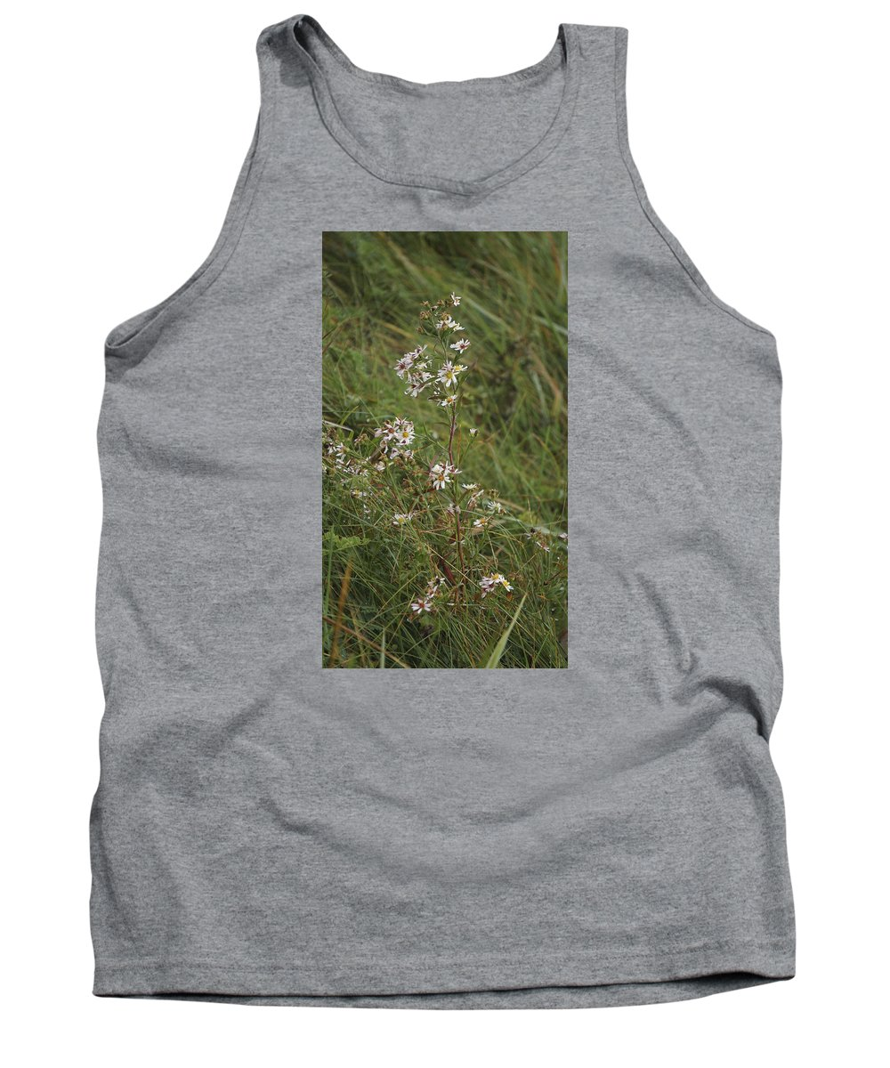 Flower Tank Top featuring the photograph Daisy Family by Brooke Bowdren