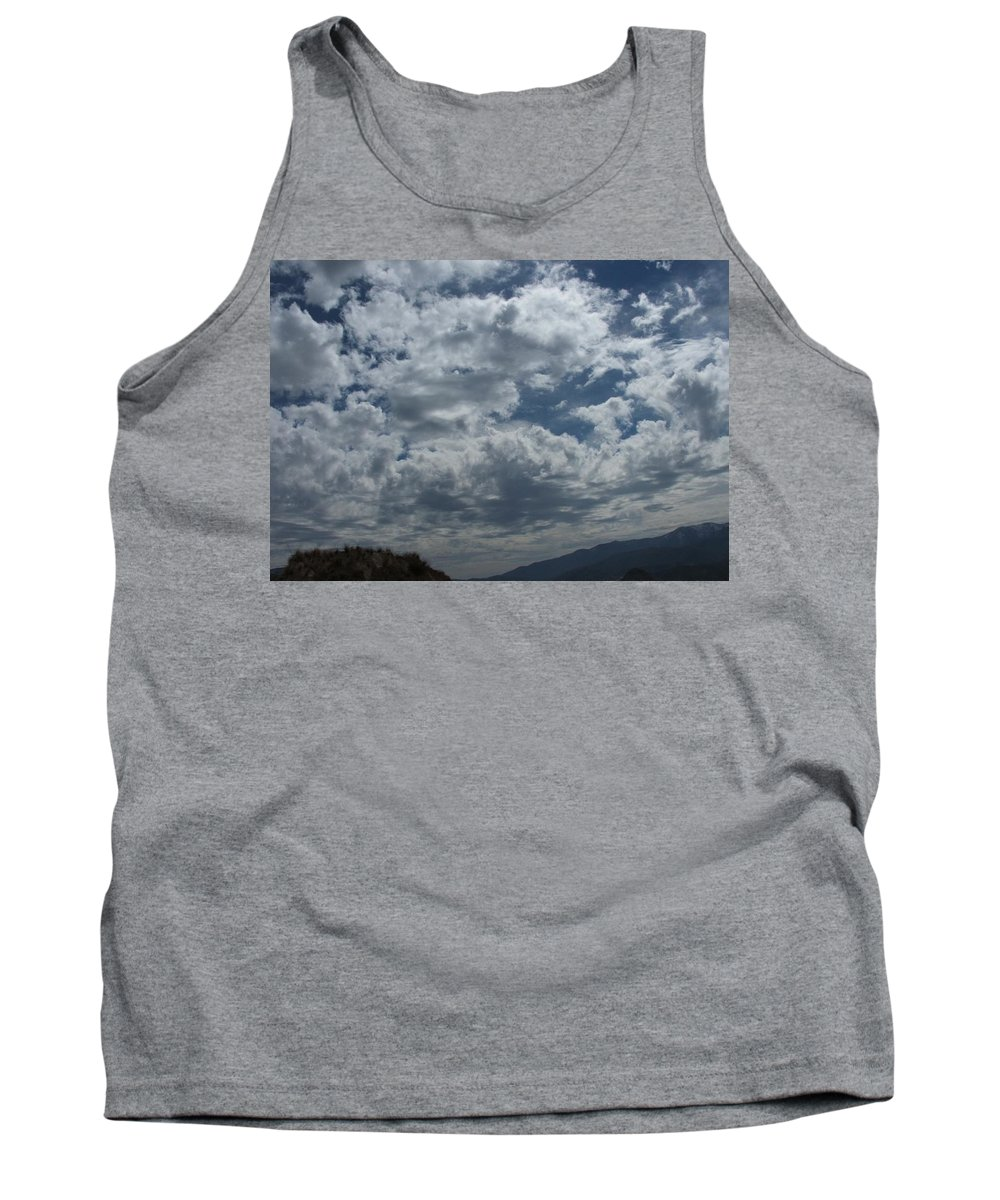 Clouds Tank Top featuring the photograph Daydreaming by Shari Chavira