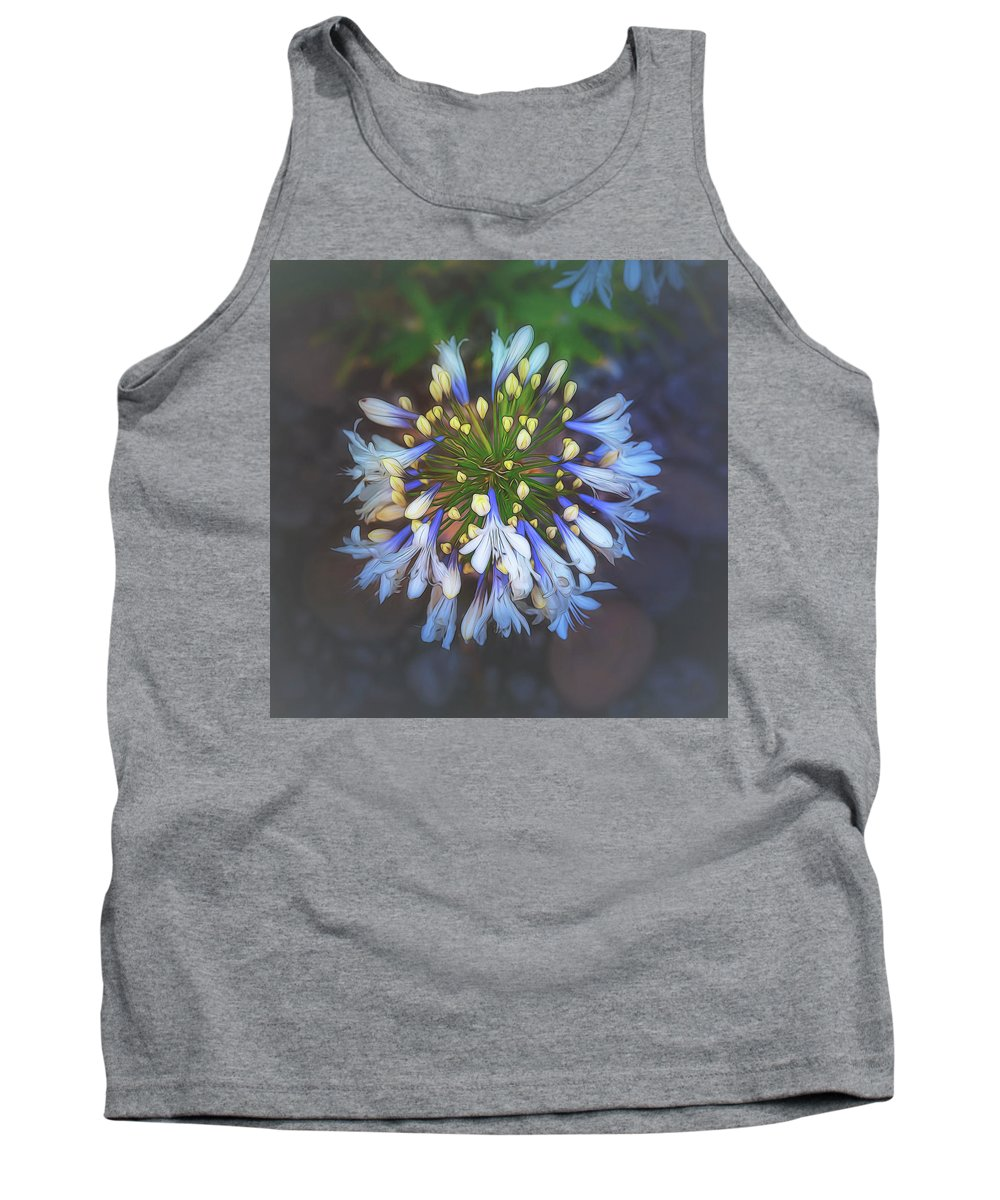 Art Tank Top featuring the photograph Dotted Light by Laura Macky