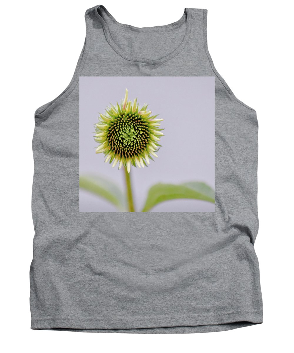 Sunflower Tank Top featuring the photograph Dreamy Sunny by Shauna Ruthenbeck