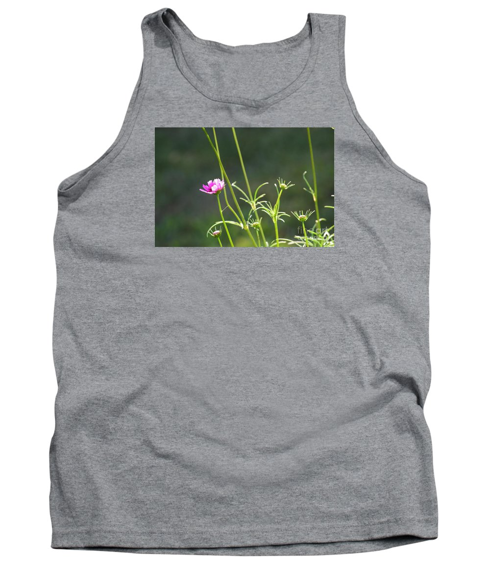 Early Tank Top featuring the photograph Early Bloomer by Anita Goel