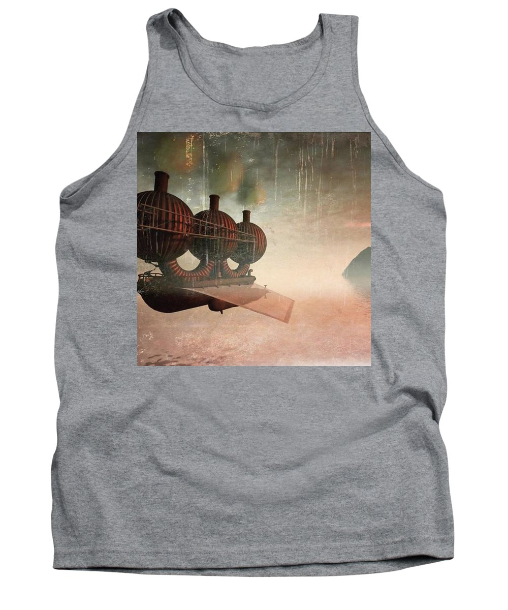 Steampunk Tank Tops