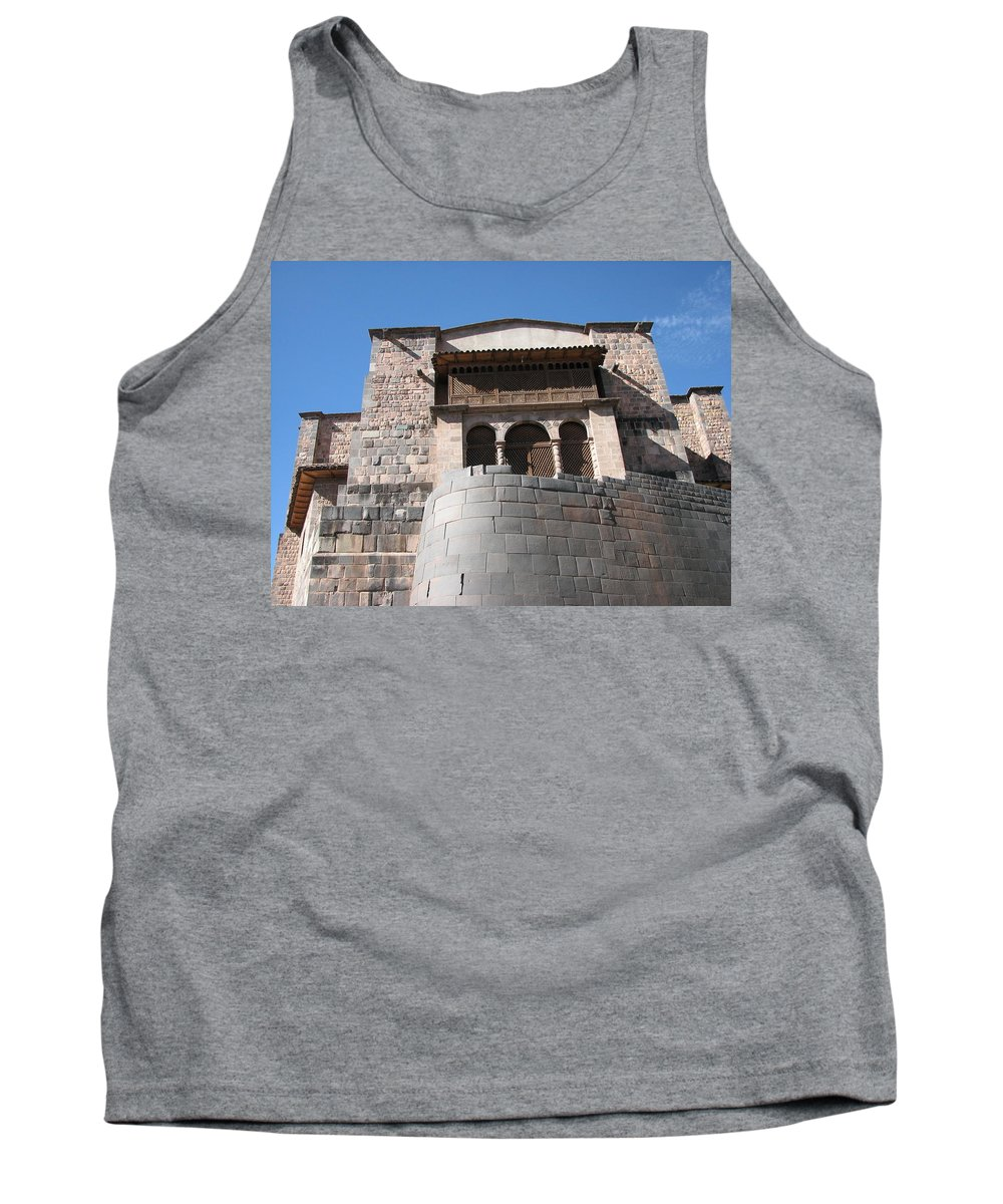 Landscape Tank Top featuring the photograph Everlasting by Sandra Bourret