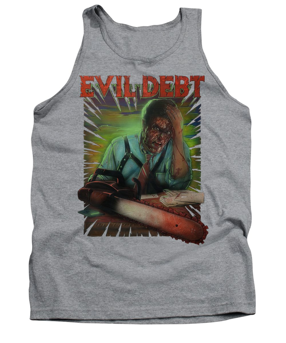 Ashes Paintings Tank Tops